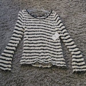 Free People Sweater Size Medium with Tags